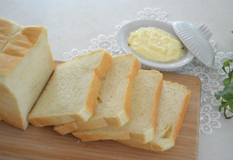 How to make ★Shoku-Pan★ Japanese fluffy white Bread