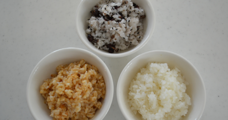 ★How to cook Perfect Rice★White Rice VS Brown rice ~KPB Basic #1~(EP139)