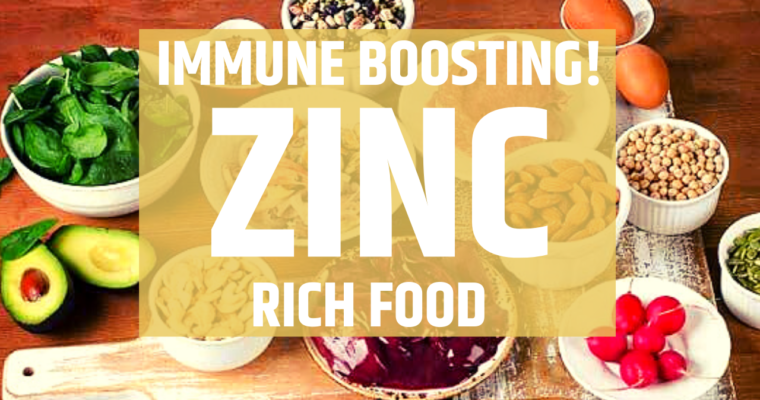 TOP 10 ZINC RICH FOOD TO BOOST YOUR IMMUNE SYSTEM -You should take now and forever! (EP182)