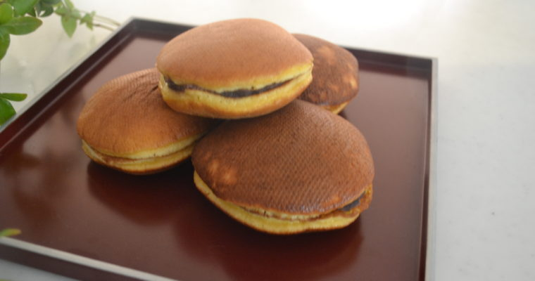 HOW TO MAKE ★DORAYAKI★Japanese pancakes with red bean paste (EP235)