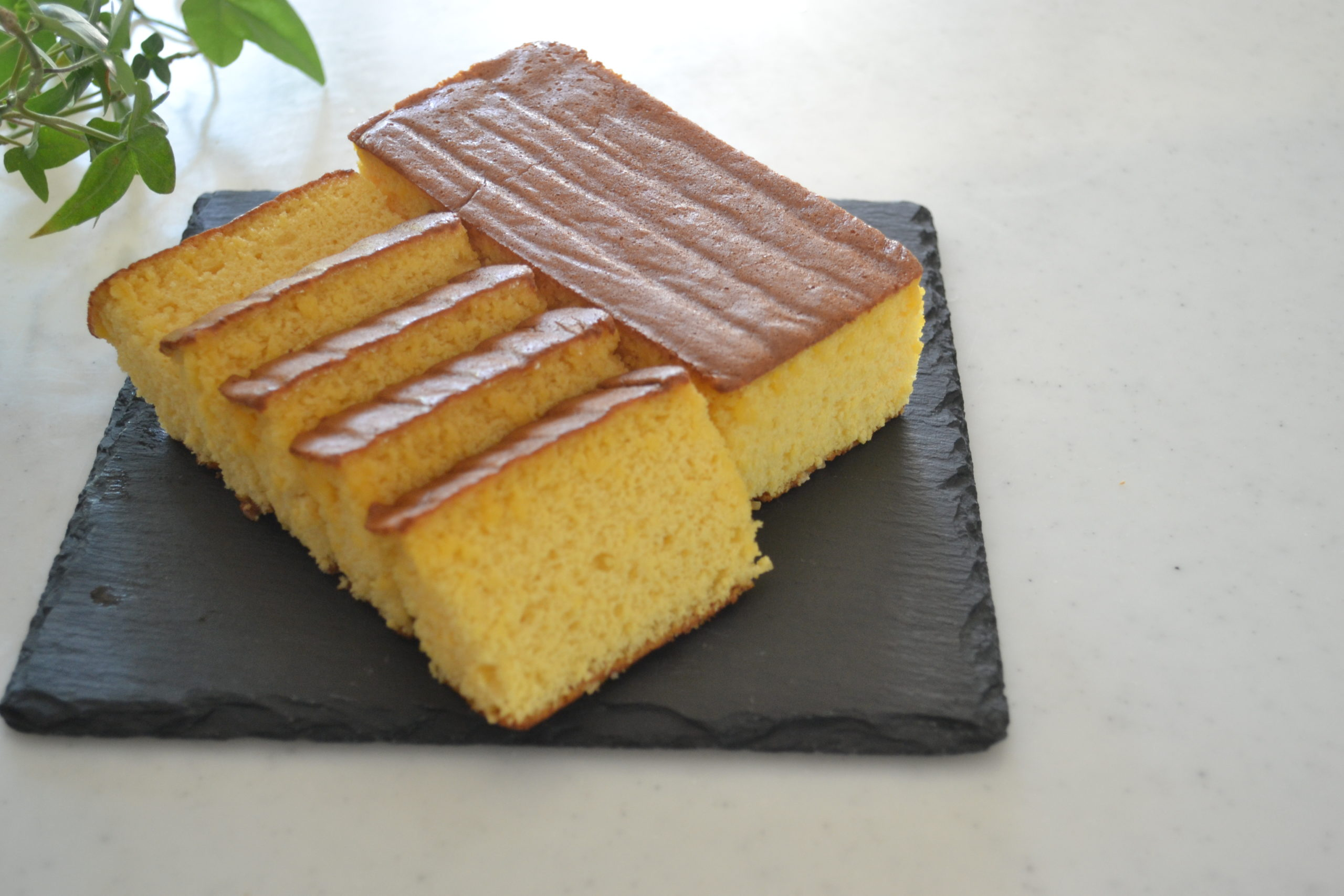 HOW TO MAKE CASTELLA | Super Delicious Rich and moist Japanese Sponge Cake (EP 279)