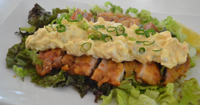 CHICKEN NANBAN | Japanese No.1 Fried Chicken